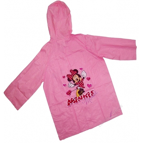 Disney Minnie Mouse 6 Year Raincoat