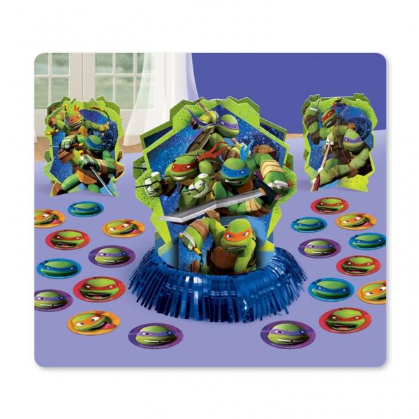Teenage Mutant Ninja Turtles Table Decorating Kit Party Accessories