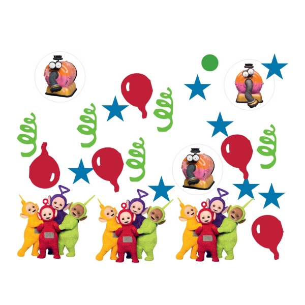 Teletubbies Confetti Party Accessories