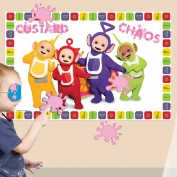 Teletubbies Party Game Accessories