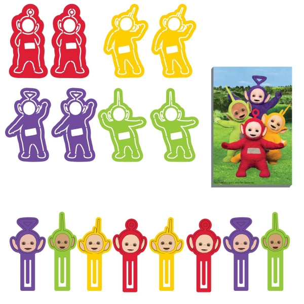 Teletubbies 24 Piece Party Favors Accessories