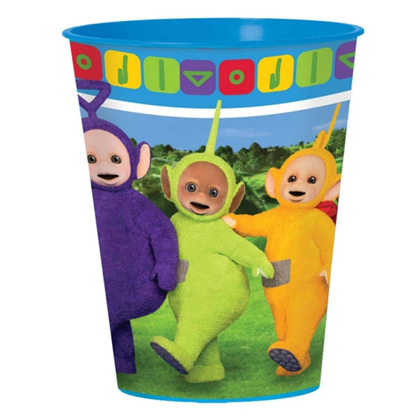 Teletubbies '473 Ml' Cups Party Accessories