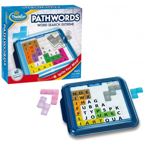 Pathwords Word Search Extreme Board Game Puzzle