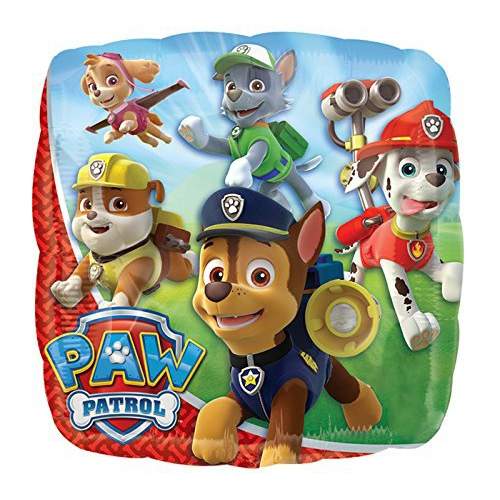 Nickelodeon Paw Patrol '17 Inch' Balloon Party Accessories