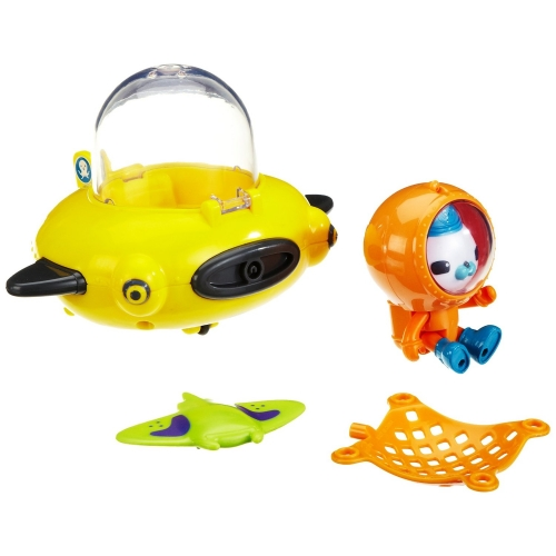 Octonauts 'Gup D and Barnacles' Toy