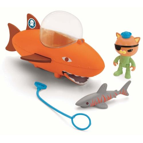 Octonauts 'Gup B and Kwazii' Toy