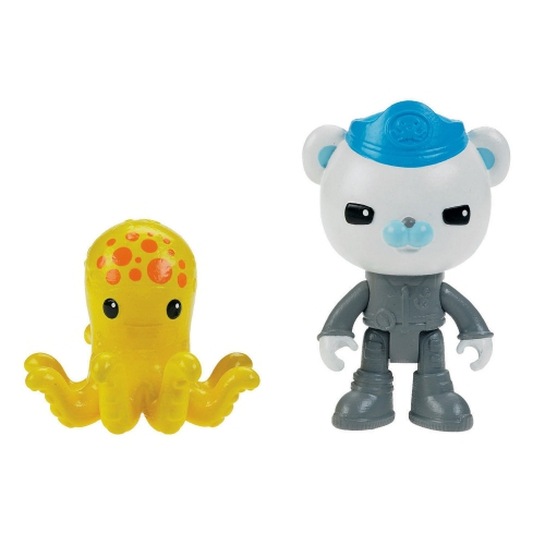 Octonauts & Create Pack 'Barnacles The Octopus' Figure Toy