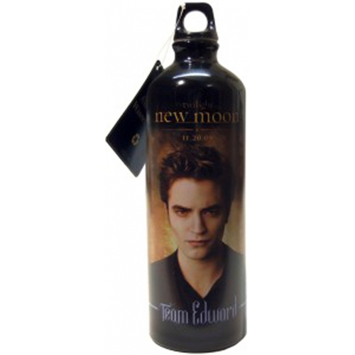 Twilight New Moon 'Team Edward' Aluminum Water Bottle