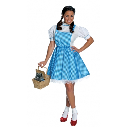 Dorothy Wizard of Oz Large Costume