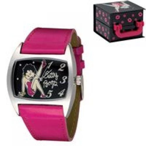 Betty Boop Stepping Out Wrist Watch