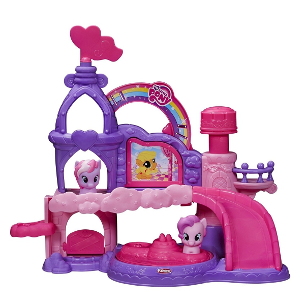 Playskool Friends 'My Little Pony' Musical Celebration Castle Play Set Toy