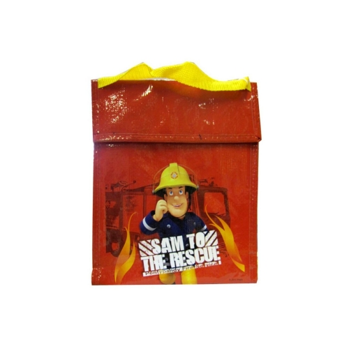 Fireman Sam 'Rescue' School Premium Lunch Bag Insulated