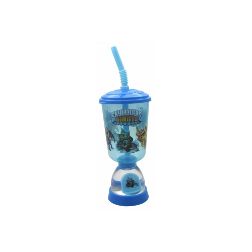 Skylanders Giants 'Fun Sipper' Glitter Dome Bubble Tumbler