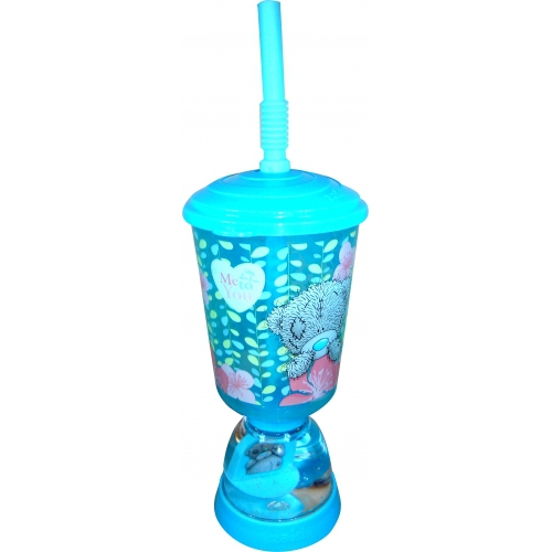 Me To You 'Floral' Twisty Straw Tumbler