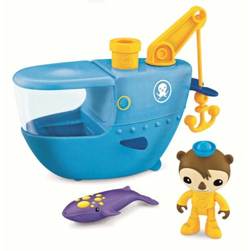 Octonauts 'Gup C and Shellington' Toy