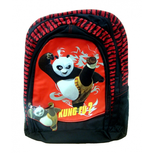Kung Fu Panda School Bag Rucksack Backpack
