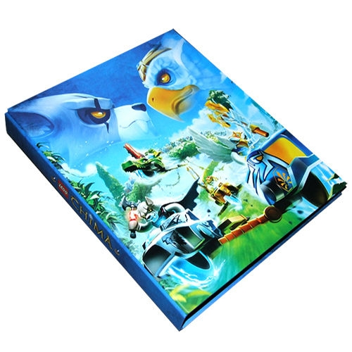 Lego Chima A4 Ringbinder Folder Stationery
