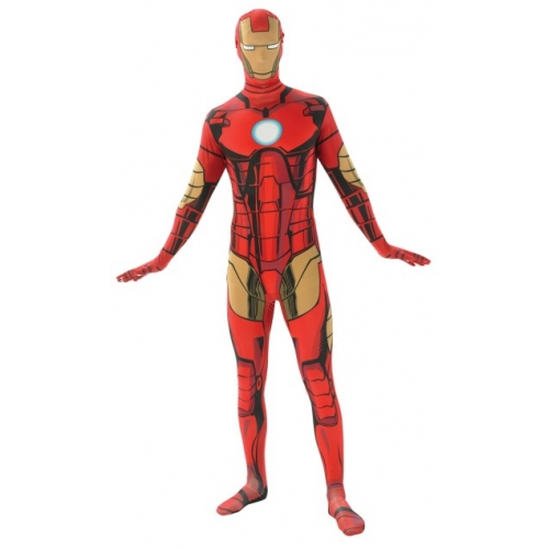 Iron Man 2nd Skin Medium Costume