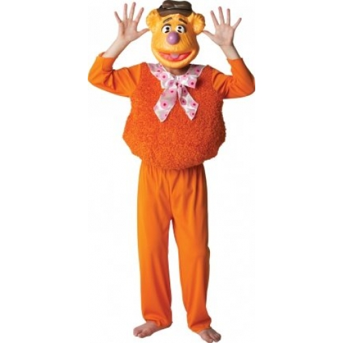 Disney The Muppets Fozzy Bear Large Costume