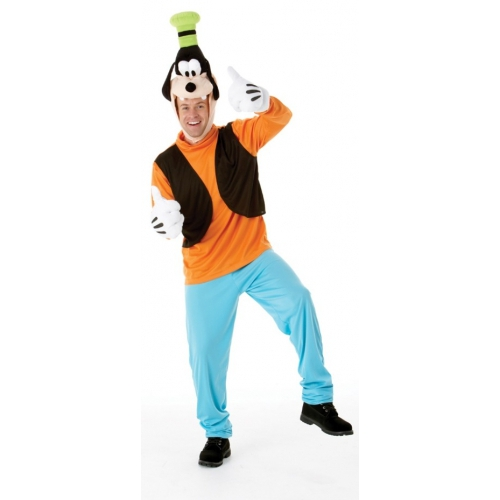Disney Goofy Deluxe Adult Medium Costume
