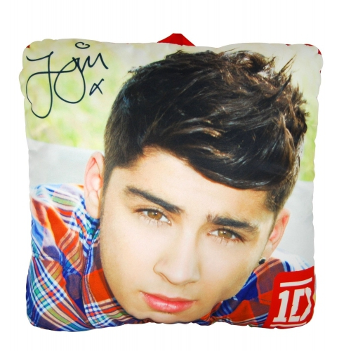 One Direction 'Zayn' 10 inch Collectible Pillow