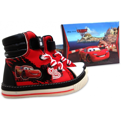 Disney Cars Boots Baby Uk: 8 & Eur: 25 Shoes
