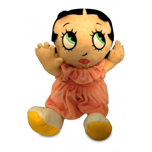 Betty Boop Pink Top Plush Soft Toy