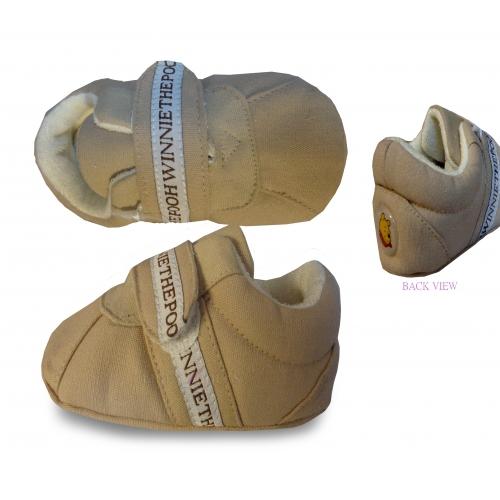 reputable site e976d 26586 Disney Winnie The Pooh Baby Schuhe Uk: 2.5 & Eu: 18 Shoes
