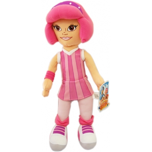 Lazy Town 'Stephanie' 14 inch Plush Soft Toy