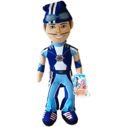 Lazy Town 'Sportacus' 14 inch Plush Soft Toy