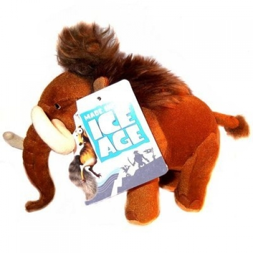 Ice Age 4 'Mammoth' 11 inch Plush Soft Toy