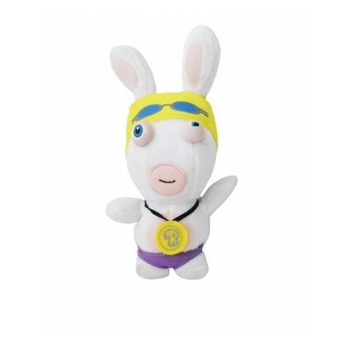 Raving Rabbids 'Swimmer Rabbid' 7 inch Plush Soft Toy