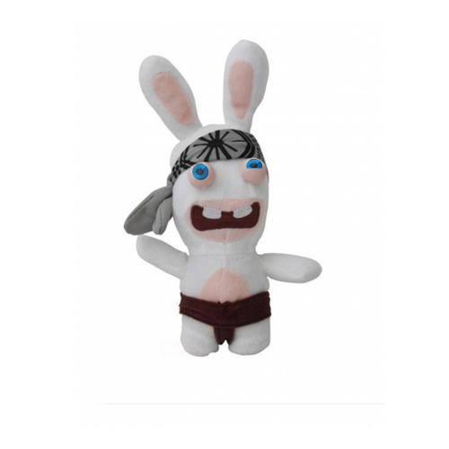 Raving Rabbids 'Ninja' 7 inch Plush Soft Toy