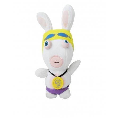Raving Rabbids 'Swimmer Rabbid' 10 inch Plush Soft Toy