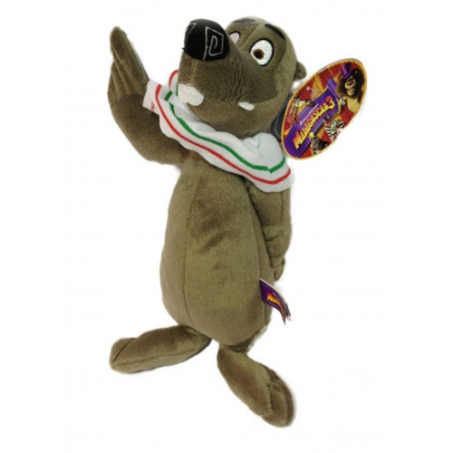 Madagascar 3 'Stefano Sea Lion' 13 inch Plush Soft Toy
