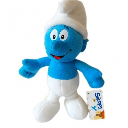 The Smurfs Muzaik 16 inch Plush Soft Toy