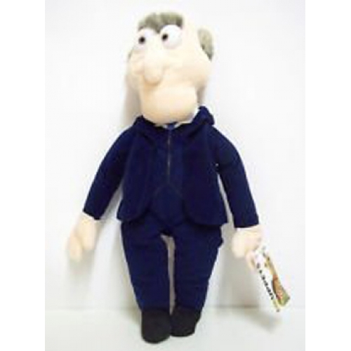 Disney The Muppets 'Statler' 12 inch Plush Soft Toy