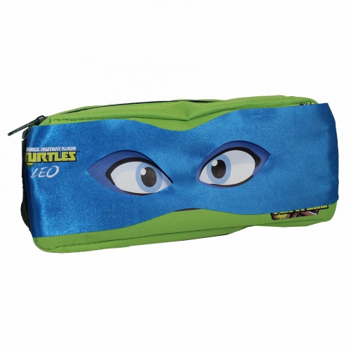 Teenage Mutant Ninja Turtles 'Leo' Pencil Case Stationery