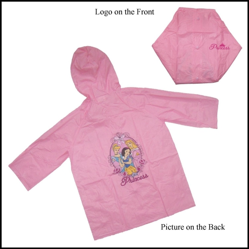 Disney Princess '8 Years' Raincoat