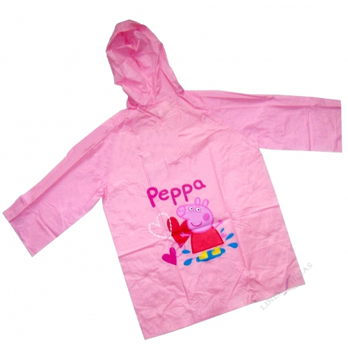 Peppa Pig '4 Years' Raincoat