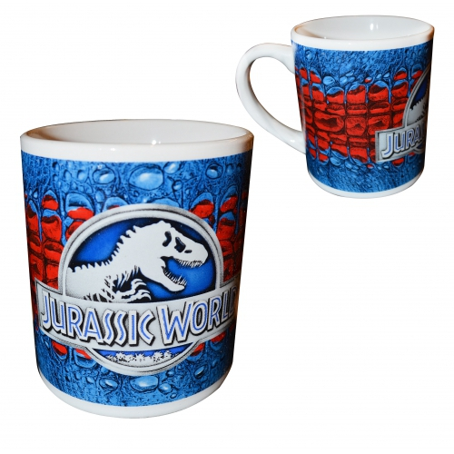 Jurassic World 'Logo' Mug