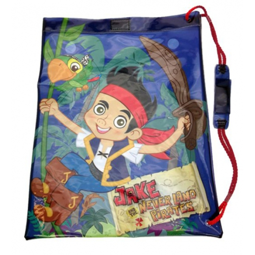 Disney Jake and The Neverland Pirates School Swim Bag