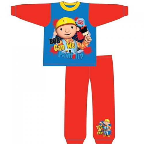 Bob The Builder 12-18 Months Pyjama Set