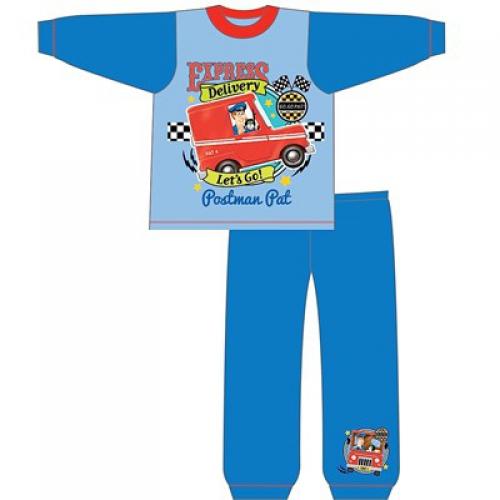 Postman Pat 'Express Delivery' 12-18 Months Pyjama Set