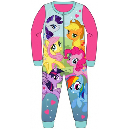My Little Pony Fleece 5-6 Years Jumpsuit