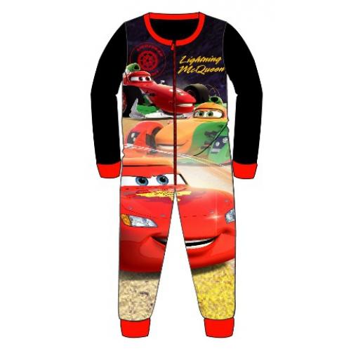Disney Cars Fleece 3-4 Years Jumpsuit