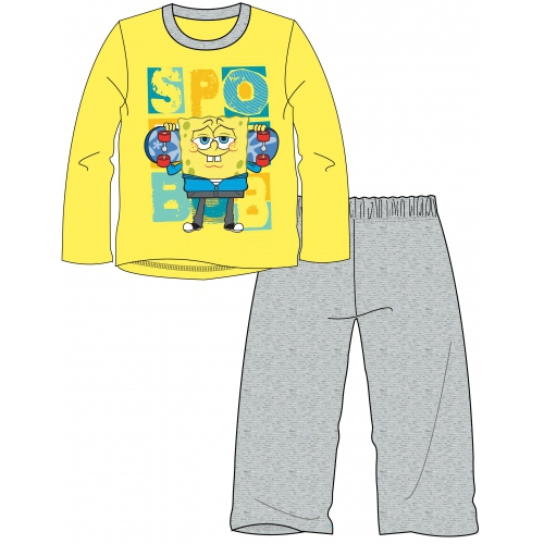 Spongebob 3-4 Years Pyjama Set