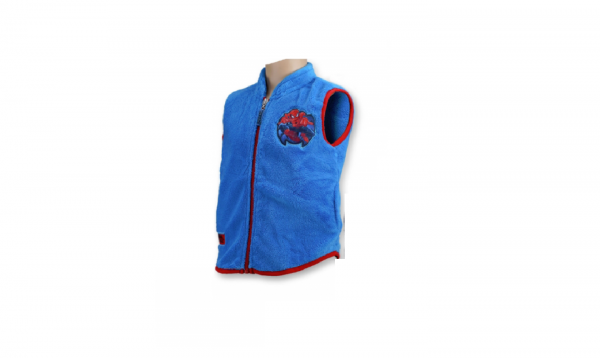 Spiderman Light Blue 6 Years Vest