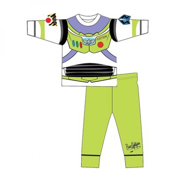 Disney Buzz Lightyear 4-5 Years Pyjama Set