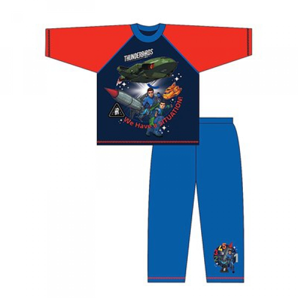 Thunderbirds 4-5 Years Pyjama Set